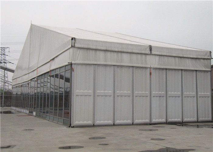 Big Aluminum Industrial Canopy Tent For Permanent Use Marquee
