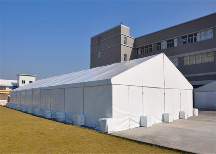 Outdoor  Big Party Event White Marquee Tent 300 Seater for Sale